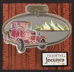 Vintage Rambler stamp and dies combo set  ( Pre-order item)